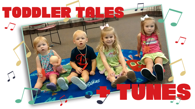 Toddler Tales & Tunes