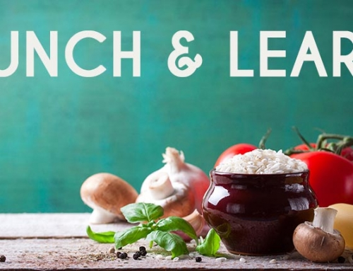 Lunch & Learn: Tricks, Tips & Recipes