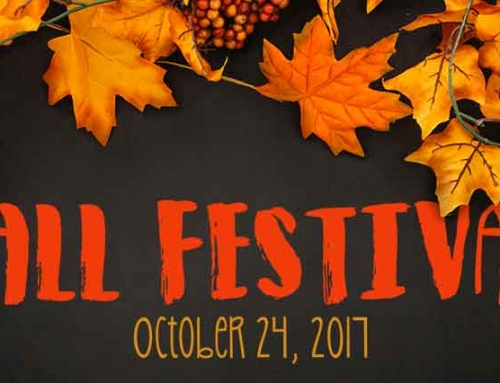 Mark Your Calendars! Our Fall Festival is Here