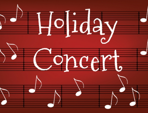 Tis' the Season for a Holiday Concert at the Library!