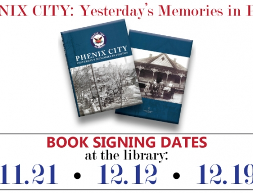 Exclusive Event: Book Signing Dates for Phenix City's Pictorial History Book