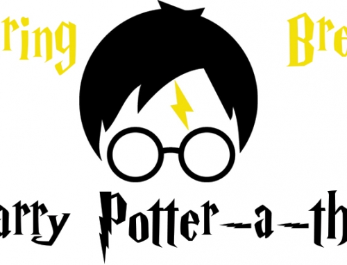 Spring Break: Harry Potter-a-thon