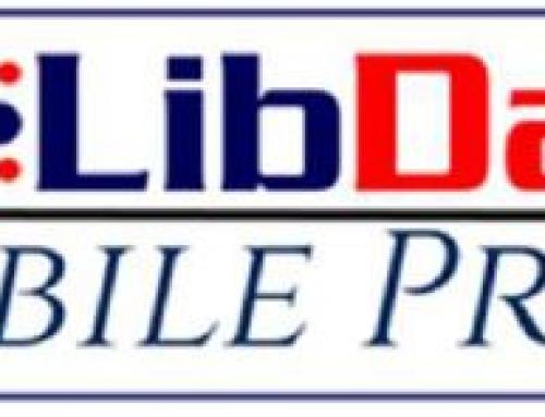 New Service! LibData Mobile Print