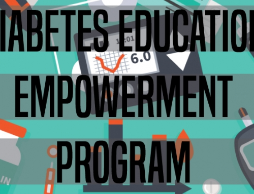 February Diabetes Education Empowerment Program Dates