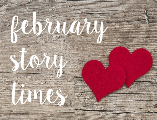 February Story Time Themes